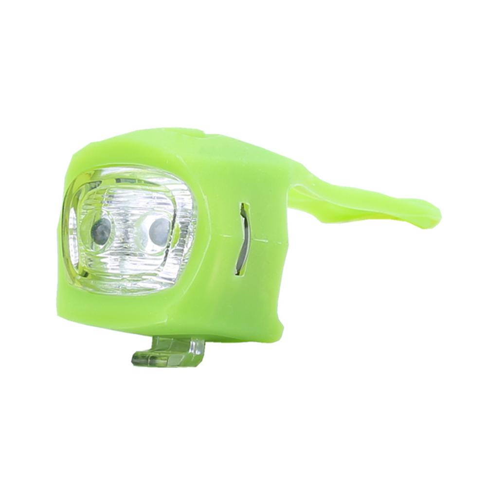 Cycling Ridecyle Outdoor Sports Bike Led Cobra Shaped Lamp Frog Snake Shaped Fashionable Bicycle Headlights Riding Taillights Bicycle Accessories