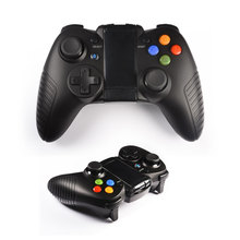 цена на Link Face Bluetooth Game Controller Wireless Joystick Gamepad for Android iOS Smart Phone Joypad Game Accessories
