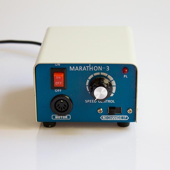 Eredeti Saeyang Elegáns Marathon-3 mikromotoros Dremel 30 K / perc - Elektromos kéziszerszámok - Fénykép 3