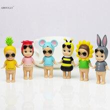 9 см Sonny Angel животное растение детская фигурка оригинальная Ограниченная серия подарок для маленьких детей милые кавайные Фигурки игрушки