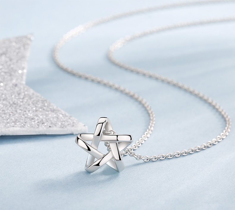 Sterling Silver Pendant Chain 6