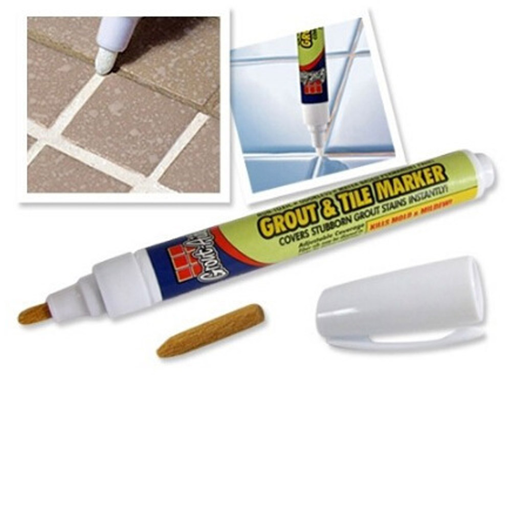 Free Shipping Hot Sale 1pcs Grout Aide Repair Tile Marker Wall Pen  1099(china)