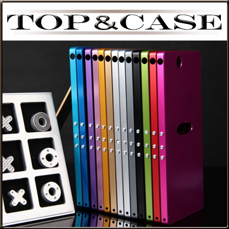 TUKE for Sony Xperia Z Ultra XL39h Metal case cover Two piece suit Metal protective skin