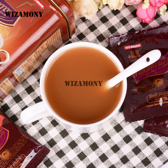 1 Può Promozione! WIZAMONY SLIMMING COFFEE LISHOU Cup in Thailandia Autentica Cu