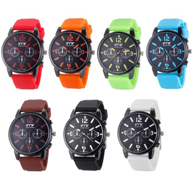 Men's Luxury Watches Stainless Steel Quartz Watch Relogios Masculino 2019 Male C