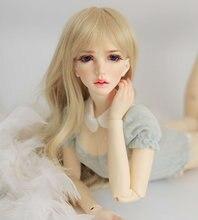 Free shipping resin dolls BJD SD doll  1/3 Supiadoll Ariel free eyes