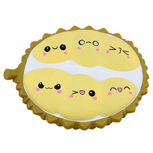 1Pcs Cute King Of Fruit Durian Slow Rising Squeeze Decompression Toys Stress Reliever Mushy