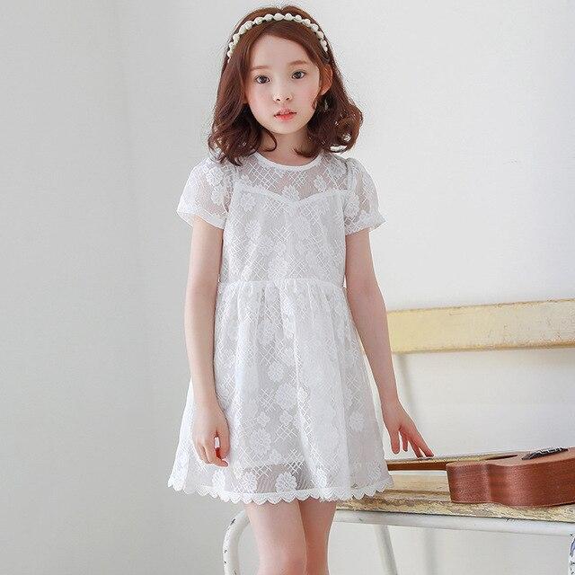 White Summer Dresses for Teens