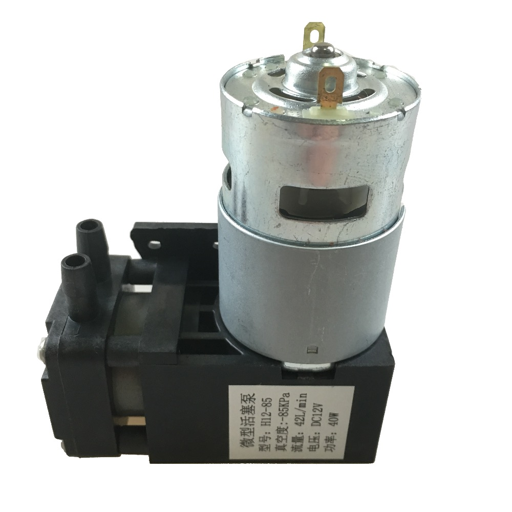 Micro 40w Air Mini Vacuum Pump Air Compressor Electric