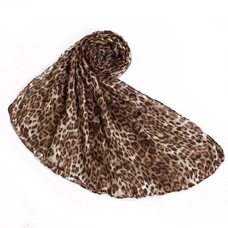 Мода 2017 г. Брендовая дизайнерская обувь классические вуаль Для женщин шарф с леопардовым Дизайн теплая зима шали oversize220 * 80 см