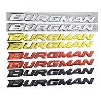 KODASKIN Motorcycle 3D Raise Burgman Stickers Decals Emblem For Suzuki Burgman AN125 AN200 AN400 AN650 2002