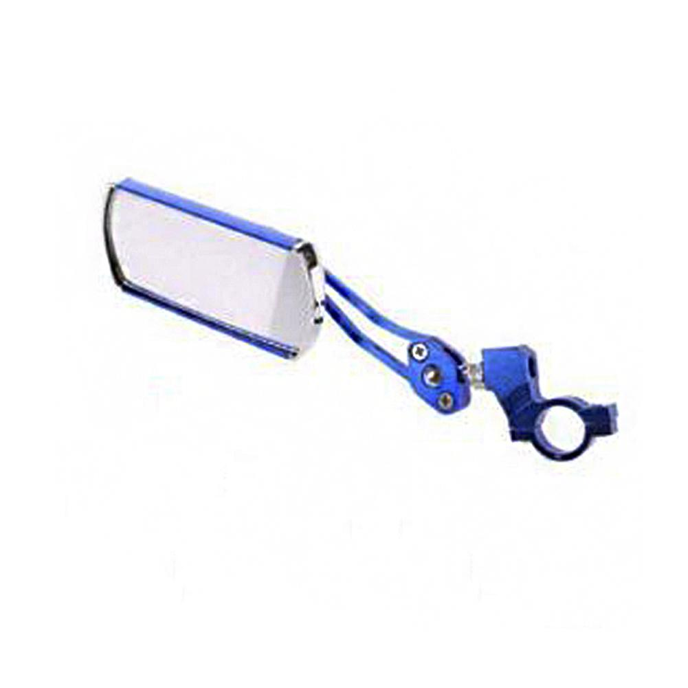 Blue HobbyLane Adjustable Bicycle Bicycle Classic Rearview Mirror Handlebar Flexible Safety Rearview Mirror Bicycle Accessories in Bike Mirrors from Sports Entertainment