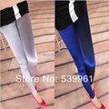 2014 nova primavera-Coreano de alta qualidade de cetim de seda leggings mulheres calças harem pants calças casuais