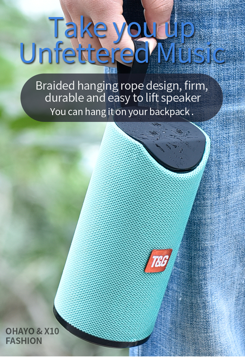 Bluetooth Portable Speaker Loudspeaker Surround Music