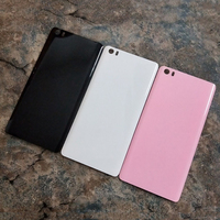 Original For Xiaomi Mi Note Note Pro Battery Cover 3D Glass Material Back Battery Door Housing