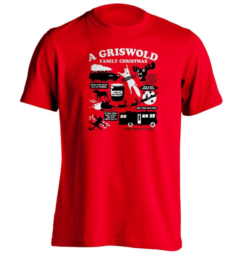 Aliexpress.com : Buy A Griswold Family Christmas T Shirt Mens ...