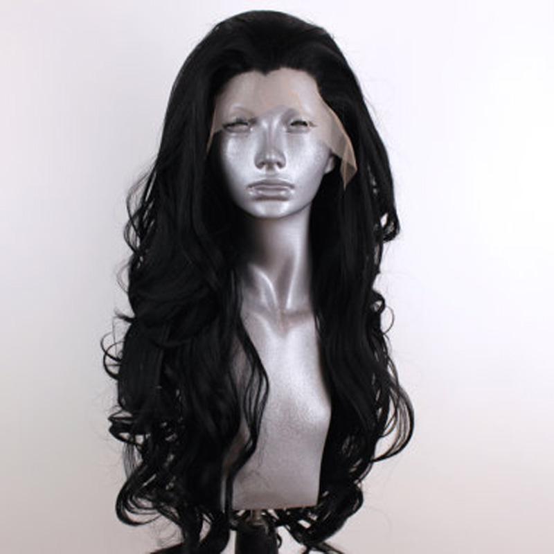 long lace front wigs for black women