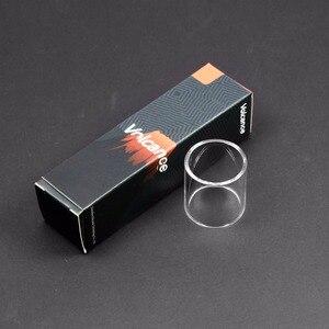 Image 5 - بركان 1 قطعة أنبوب زجاجي Pyrex استبدال ل V12 Ijust S مانتا تانك بخاخ RTA Vape خزان السجائر الإلكترونية