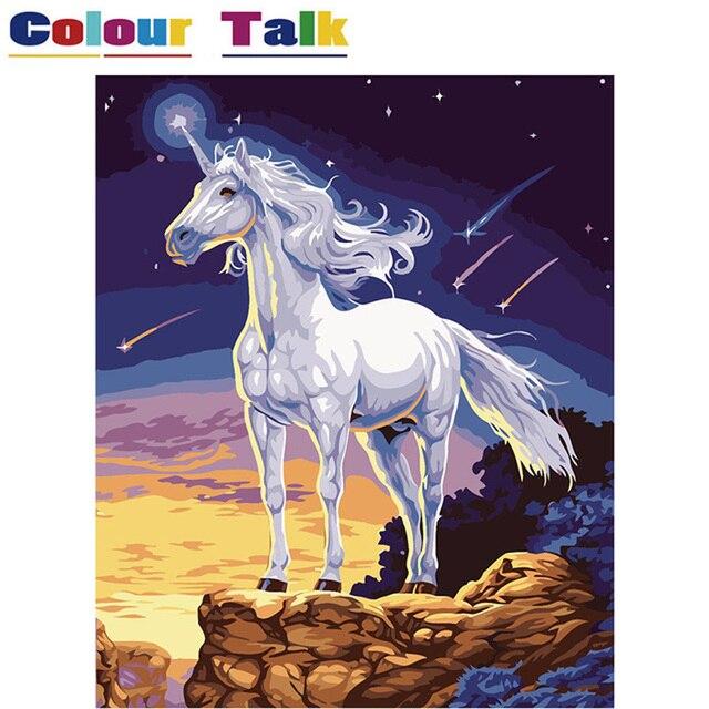 54 Gambar Hewan Unicorn Terbaru