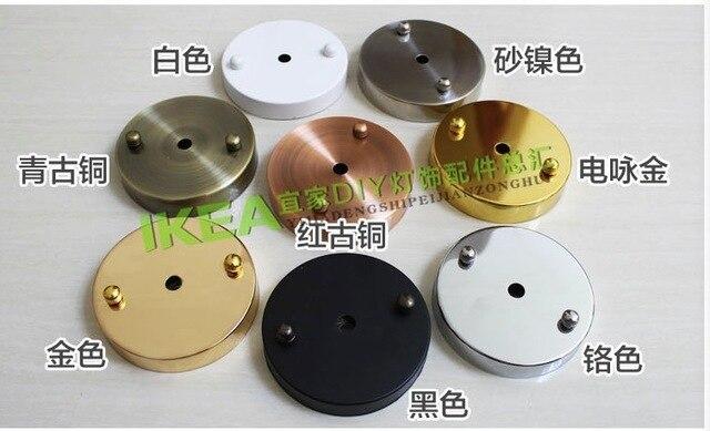 aliexpress : buy d100mm ceiling light wall light ceiling bases