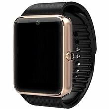 gt08 Bluetooth Smart Watch Smartwatch Brand for Apple iPhone IOS Android Phone Intelligent Clock Sport Watch PK DZ09 F69 U8 a1