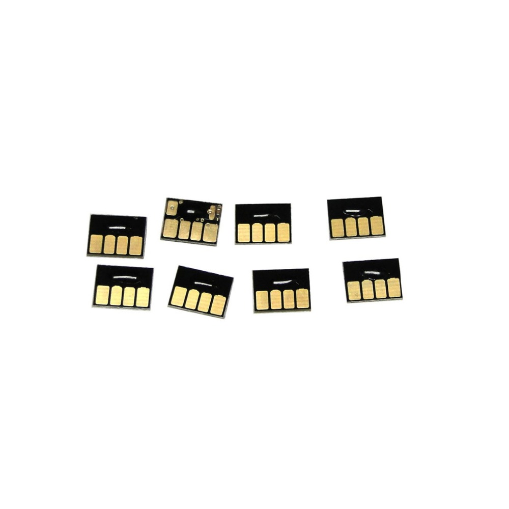 YOTAT 5set 40pcs One time chip for HP38 HP 38 cartridge