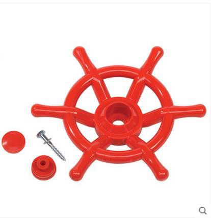 Marine steering wheel Racing Kids Plastic Dia Steering Wheel Toys Playground Small Cabin Accessories Free Shipping