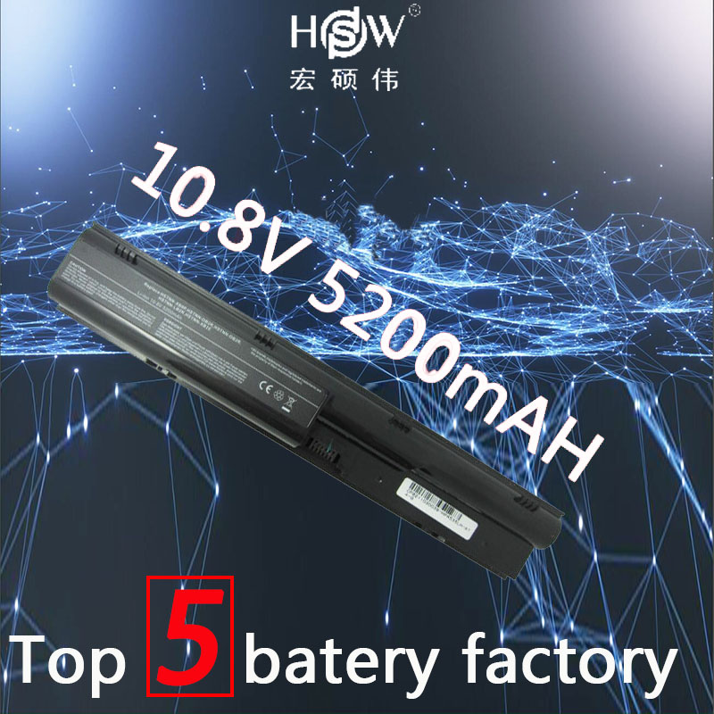 HSW 6CELLS Laptop Battery For HP ProBook 4330s 4331s 4430s 4435s 4431s 4436s 4440s 4441s 4446s 4530s 4535s 4540s 4545s batteria quying laptop lcd screen for hp compaq hp probook 4545s 4540s 4535s 4530s 4525s 4515s series