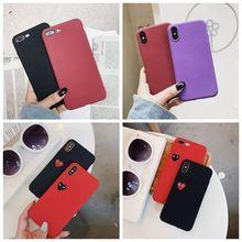 Case For Vivo Y85 V9 Y83 Y97 Y66 Y67 Matte Back Covers Soft Dirt Resistant Phone Bag Cases for Y79 Y75 Y53 Y55 Y51 Y37 Y35