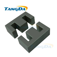Tangda EE 130 core EE130 magnetic core soft magnetism ferrites SMPS RF transformers material: PC40 high power