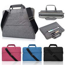 Shoulder Handbag Sleeve Notebook Bag For Macbook Pro Retina Air 11 12 13 15 For Acer