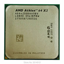 AMD Athlon 64 X2 4200+ 2.2 GHz CPU Processor ADA4200DAA5BV/ADA4200DAA5CD Socket 939
