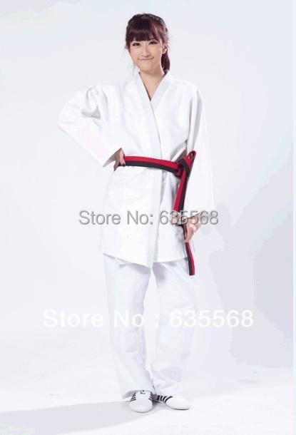 Augstas kvalitātes Jiu Jitsu100% Kokvilna Judo Gi Bjj Gi Starptautiskā standarta cīņas mākslas vienota dāvana Belt Bezmaksas piegāde