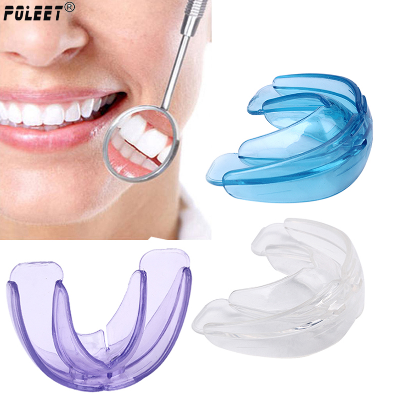 400Pcs Lot Dental Products Teeth Orthodontic Appliance Trainer Alignment Braces Mouthpieces For Teeth Straight Alignment