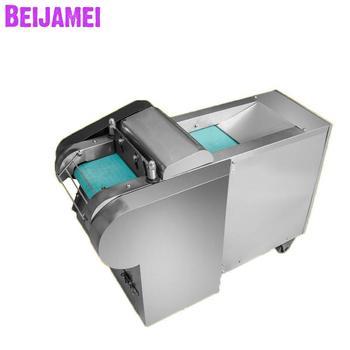 BEIJAMEI Industriële Groente Snijden Cutter Machine/Commerciële Zuurkool Chili Prei Groente Shredder Hakken Machine