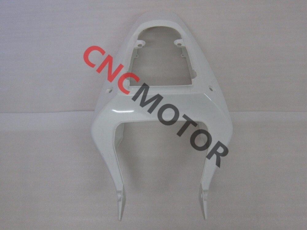 Unpainted Tail Section Fairings Kit Rear Fairing Bodyworks for Suzuki GSX-R GSXR1000 2001-2002 K1