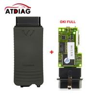 VAS 5054A Full Chip OKI AMB2300 UDS ODIS V4 13 OBD2 Bluetooth Adapter VAS5054A VAS5054 5054