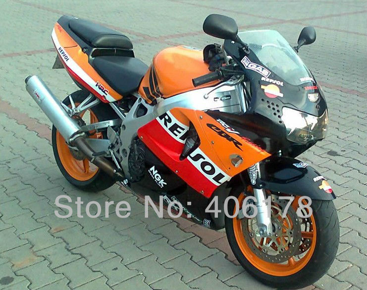Hot Sales,919 cbr 900 rr 1998 1999 Aftermarket ABS fairing kit For Honda CBR900RR 919 Parts 1998 1999 Repsol Motorcycle Fairings брошь fashion 1 oh0479 109
