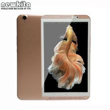 Newkita 8 pulgadas Octa Core 3G 4G lte Tablet PC 1280*800 IPS Bluetooth GPS Android 6.0 Doble tarjeta SIM 5 + 8 MP ROM 32 GB de la Tableta 7 9 10.1