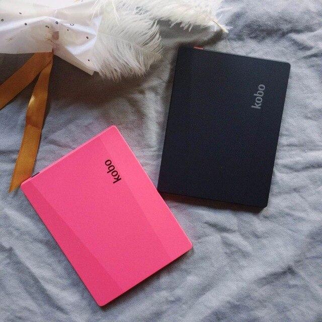 E-book Kobo Aura ebook reader e-tinte 6 zoll auflösung 1024x758 N514 Eingebauten Licht e Buch Reader WiFi 4 GB Speicher