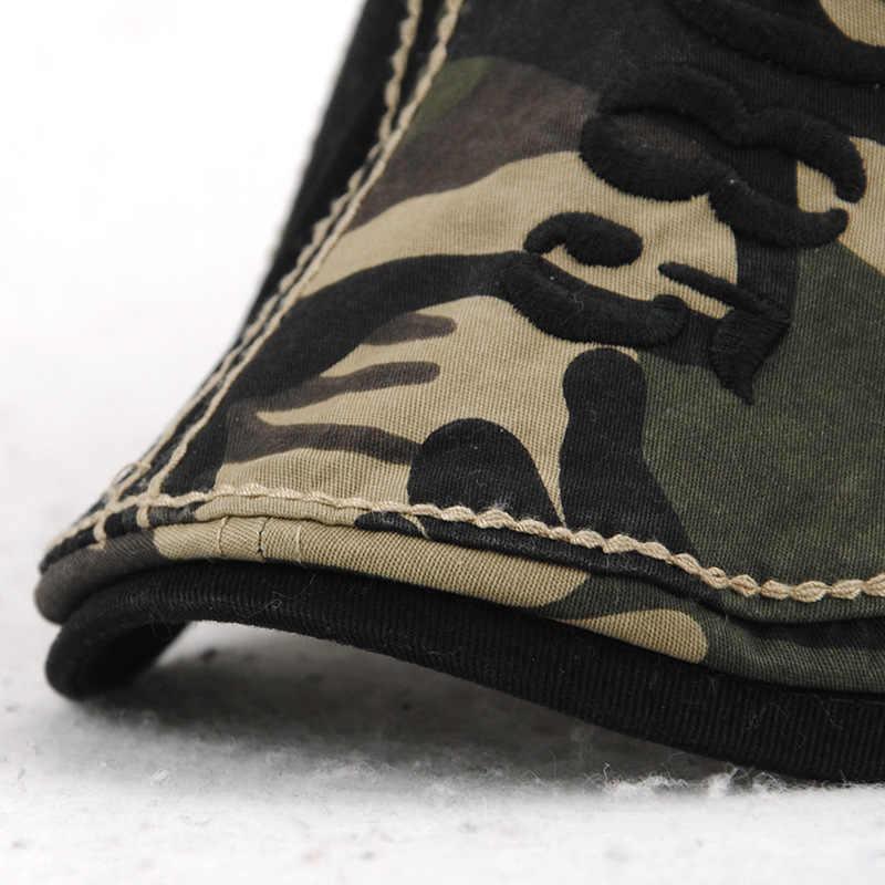 [JAMONT] 1985 Camouflage Baret Cap Mannen Vrouwen Vizier Hoed Katoen Pet Patchwork Lente Herfst Caps Platte Hoed