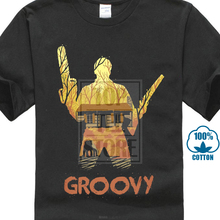 536d17c4 Evil Dead Army Of Darkness Shirt Groovy Premium Graphic T Shirt S 5Xl(