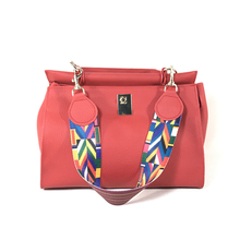 ALIEME women handbags Fashion color strap bag red large top handle bags shoulder bag lady messenger bags bolsos mujer 08