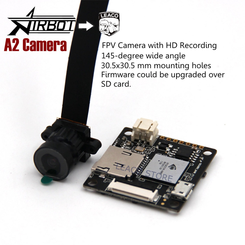 купить A2 Camera - FPV Camera with HD Recording Speical designed FPV Camera, with WDR AV output for Video transmitter quadcopter drone по цене 3741.45 рублей