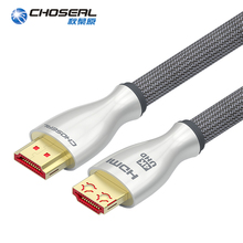CHOSEAL HDMI 2,0 4K*2K 60Гц Позолоченные 3D 1080P HDMI кабель для Apple ТВ Xbox Playstation PS3 PS4 PC кабель HDMI