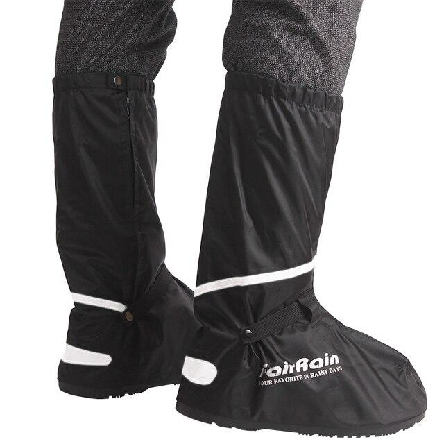 卸売再利用可能な防水靴カバーノンスリップオートバイサイクリング雨靴カバー防水の靴男性