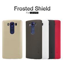 Чехол для LG V10 Nillkin матовое щит Твердый переплет LG V10 чехол Подарок Экран протектор