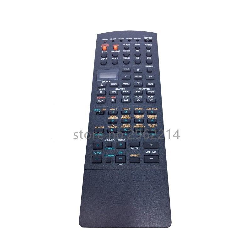 New Original Remote Control RAV220 suitable for yamaha RX-V2300 RX-V3000 RX-V3300 AV power amplifier RAV223 221 226 227 universal remote control suitable for yamaha rav22 wg70720 home theater amplifier cd dvd rx v350 rx v357 rx v359 htr5830