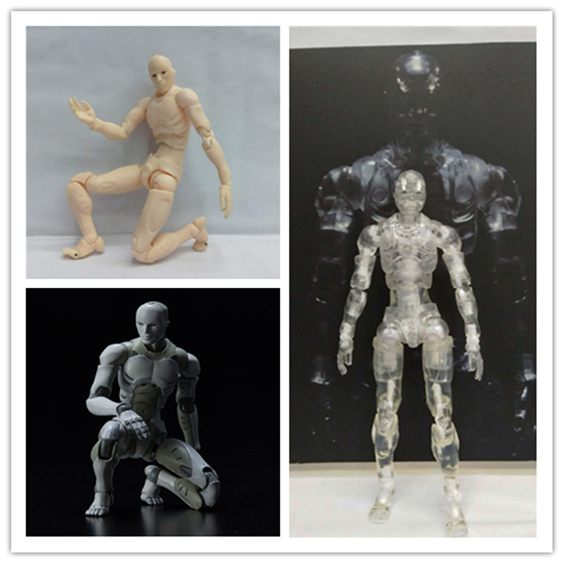 3 Style 1/12 Scale 1000toys TOA Heavy Industries Synthetic Human BODY Toys PVC Action Figure Collectible Model Toy 16cm mitsubishi heavy industries srk25zjx s src25zjx s
