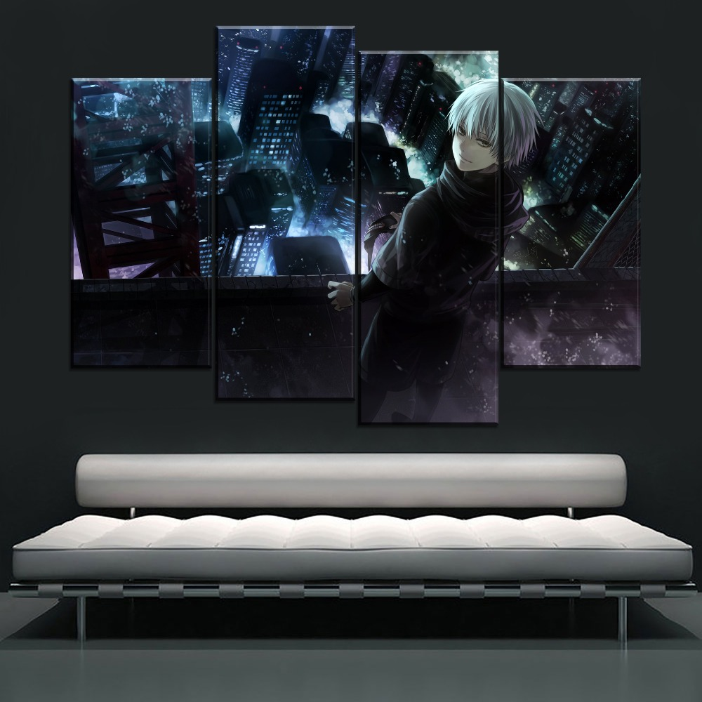 Home Decor Canvas Painting Palace Monastery Library 5 Pieces Wall Art Painting Modular Wallpapers Poster Print For Living Room Home Decor Latest Technology Painting & Calligraphy